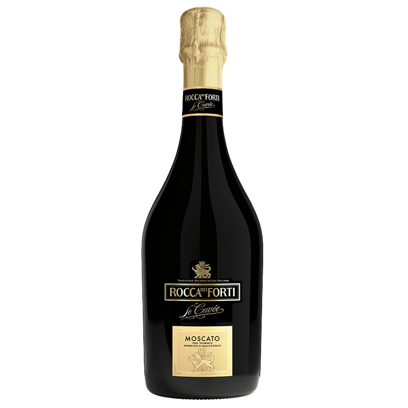 Spumante dolce moscato